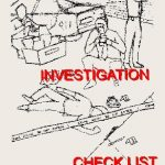 ICSIA - Death Scene Investigation Check List
